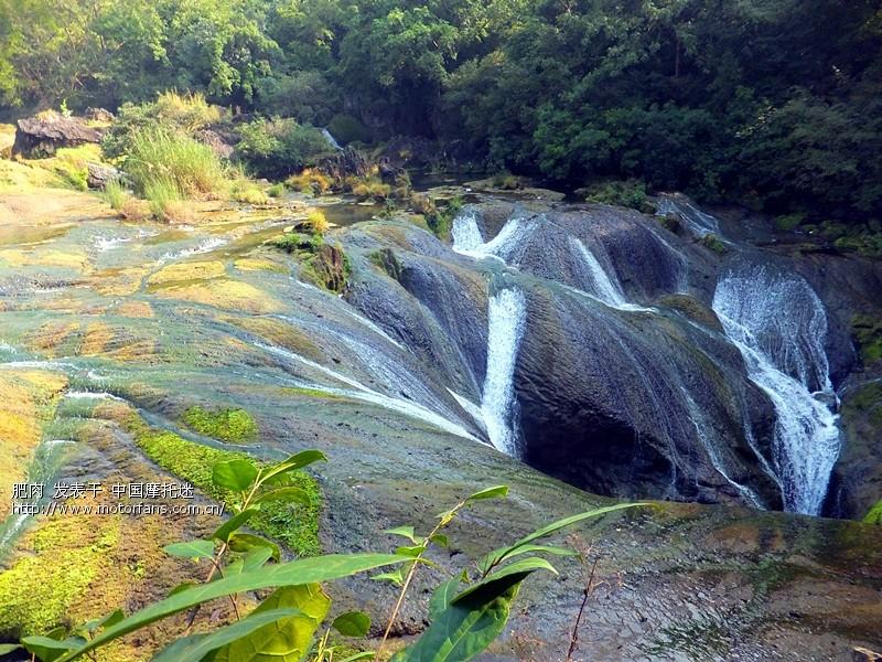 小跑贵州 关岭坝陵河大桥,史迪威公路之24道拐,黄果树瀑布