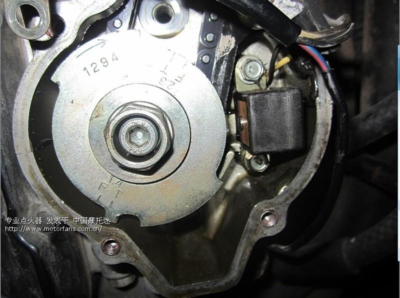 03 川崎系列点火器的维修及常见电路故障-zx-r,klx,,西 藏人,六眼