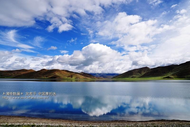 醉美羊卓雍措【羊湖环湖各角度摄影】-拍摄论之动物森攻略电子图片