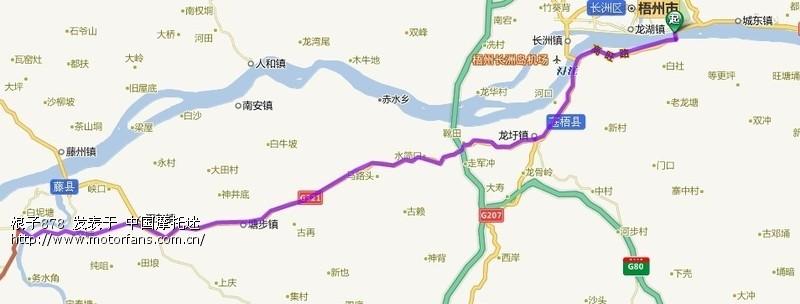藤县秔洲岛地图