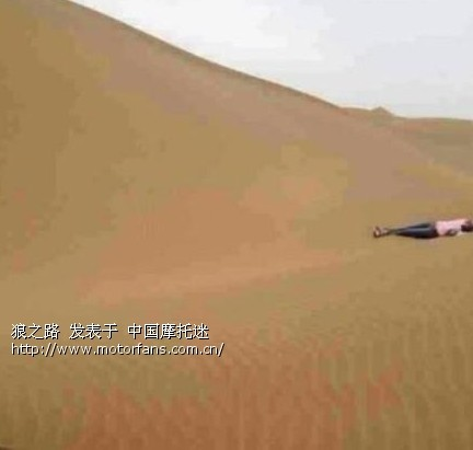 新疆库木塔格沙漠发现一具女尸