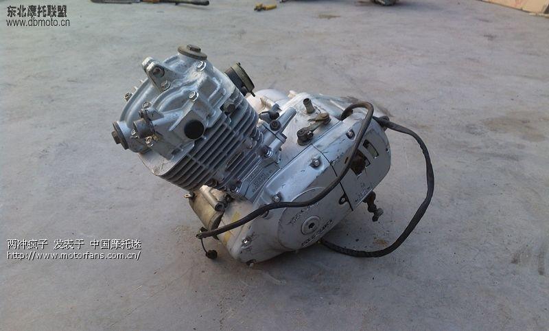 出售铃木钻豹发动机