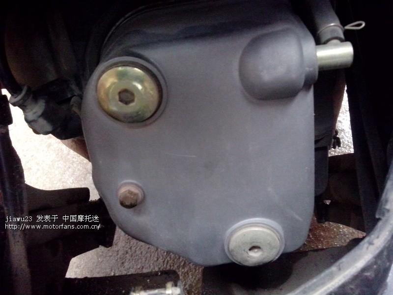 求此踏板车发动机缸盖拆解方法