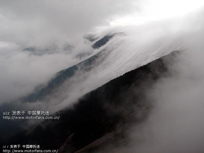 【太白县大岭子云瀑】-深圳摩友交流区-宝鸡2008年陕西别墅图片