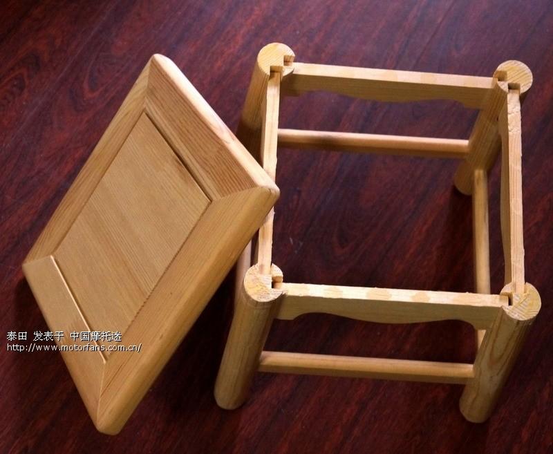 可爱多实木家具的赠品