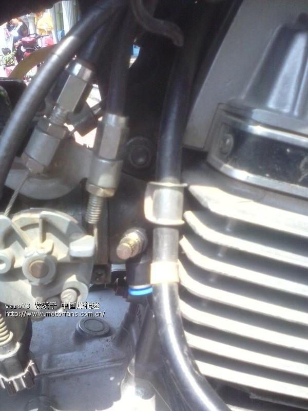 求助本田cb125t调化油器!