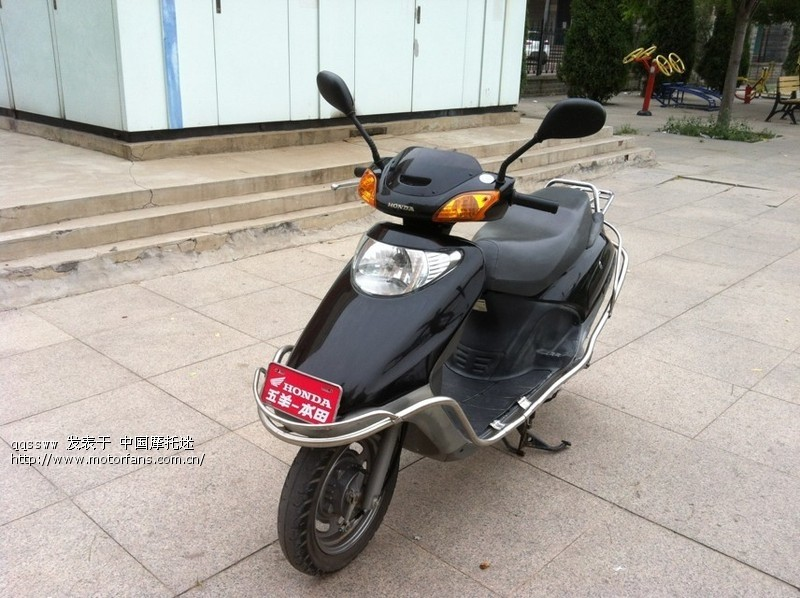 五羊本田公主100新款喜悦-商品自由交易区-摩托车论坛