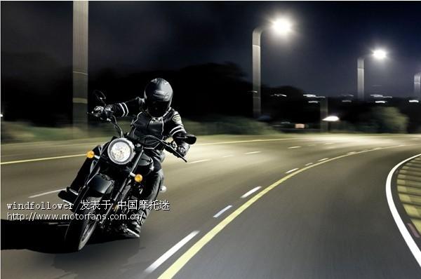 2014款 铃木 林荫大道 c50巡航摩托车 进口品牌高清图片