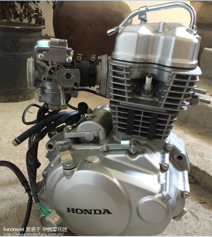 cbf125发动机出售 - 新大洲本田 - 摩托车论坛 - 中国图片