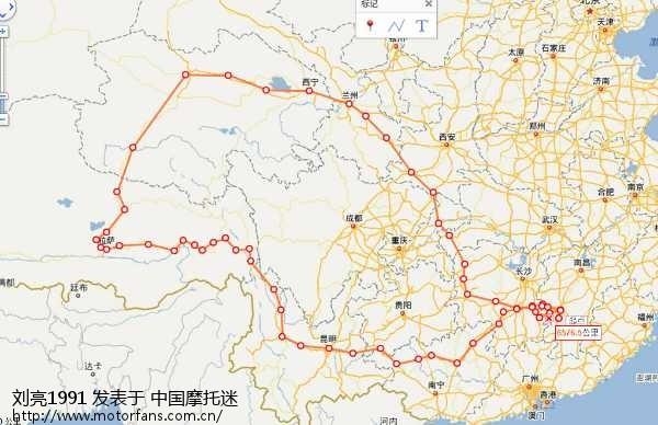 我的2014摩旅西藏 - 色魔驴行 - 摩托车论坛 - 中国第