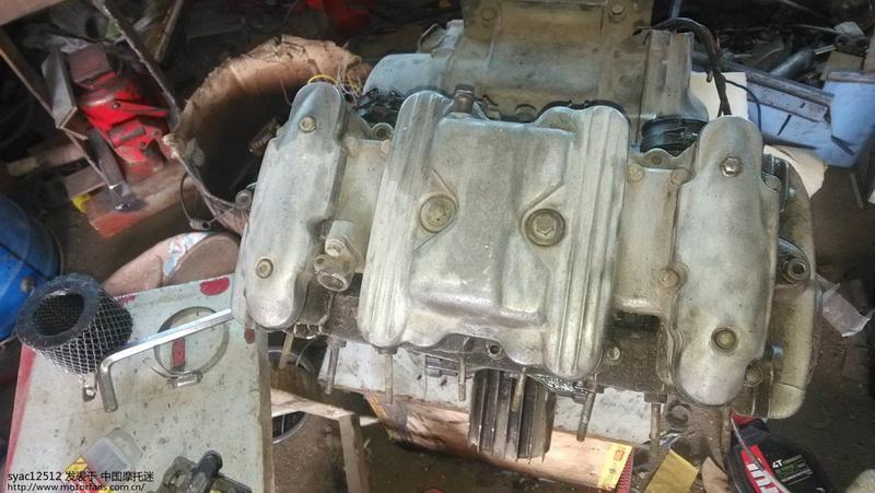 带点火器加200        本田626的发动机   点火器化油器高压包  大