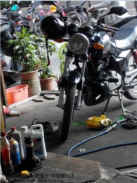 领跑王水箱无故破了-春风动力-摩托车论坛手机版