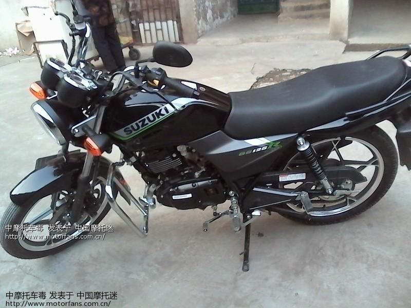 铃木点火器求救 - 维修改装 - 摩托车论坛 - 中国第一