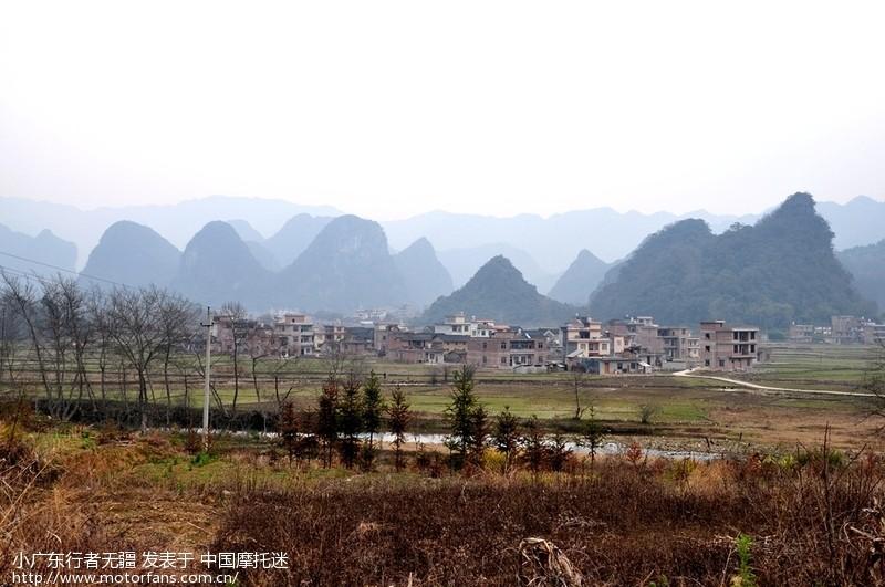 03 再走广西富川,湖南江永,细数南岭山中的古村美景.