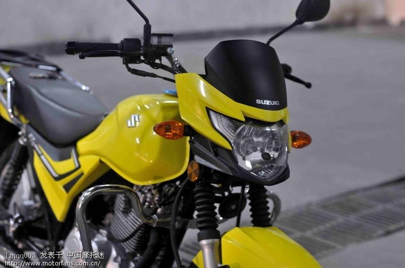 专区买的GA150-豪爵铃木-骑式车讨论图纸-年前大法师袍之图片