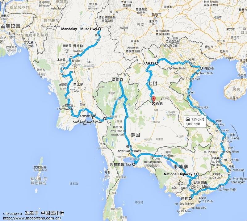 全国地图蓝色背景素材