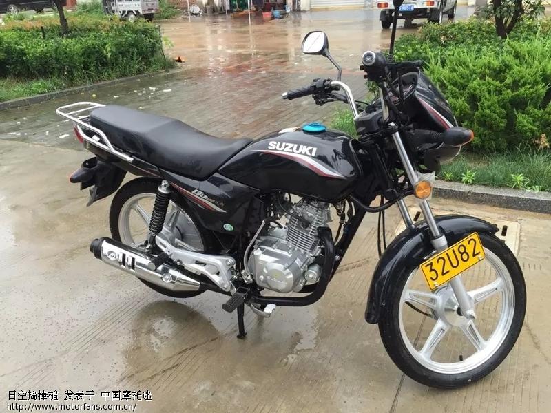 出售国三铃木gd110,铃木赛驰 - 摩迷交易区 - 商品区