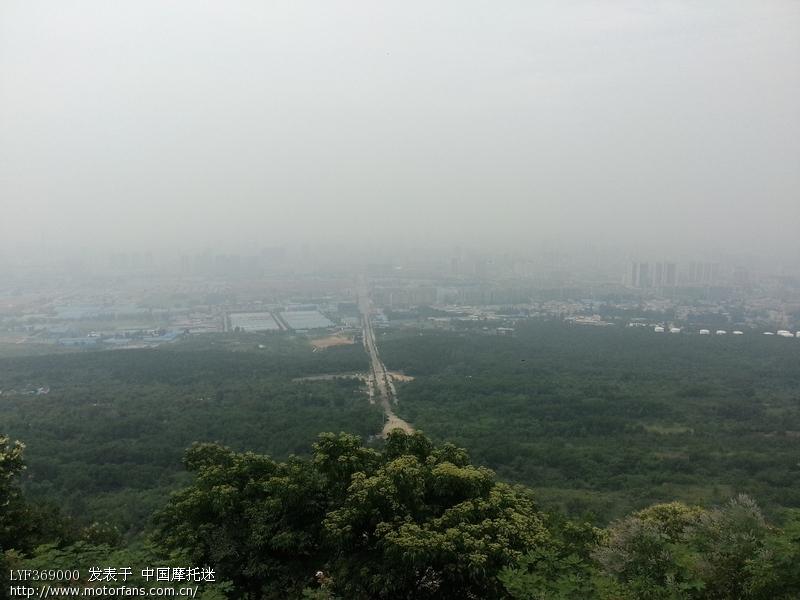 小游郏县 平顶山山顶公园