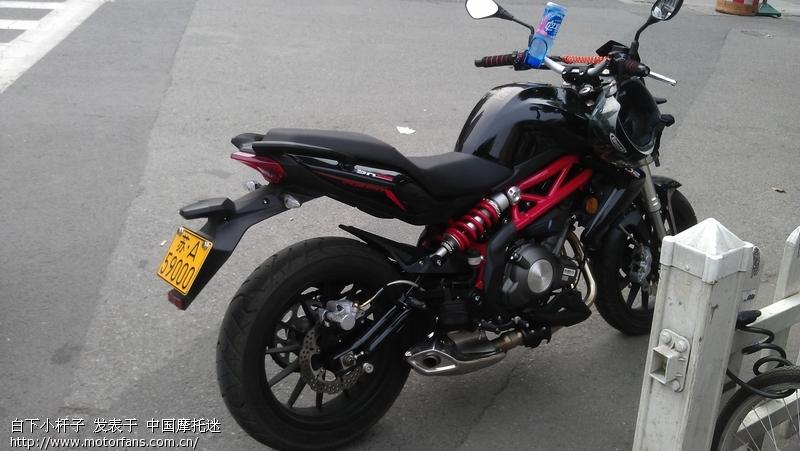 黄龙300百公里油耗 - 摩托车论坛