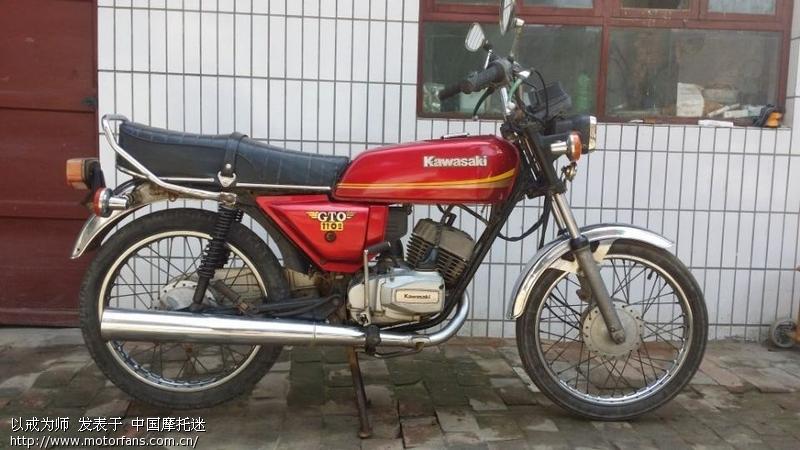川崎gto110进口铃木k9088年鹰仔100,铃木tr125