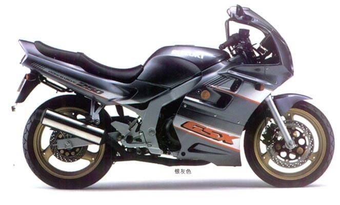 济南铃木摩托车专区 试骑轻骑铃木 GSX250 征服者