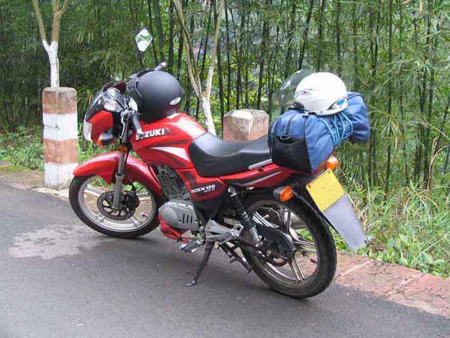 铃木qs125 5a摩托车 济南轻骑铃木qs125 5a qs125 5a点火器接线图