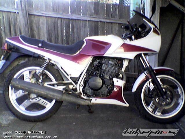 本田250单缸发动机