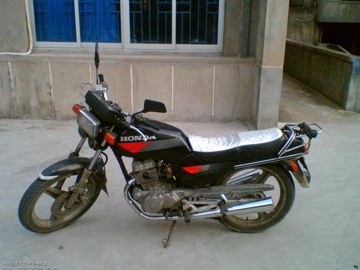 看看我的93款cb125t - 摩托车论坛 - 摩托车论坛 - 第