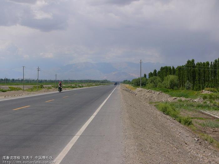 题 新疆218国道巴仑台段