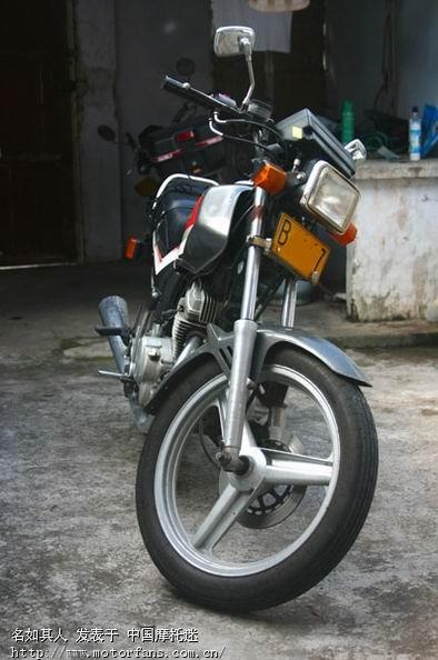 看了很久,今天终于下手春兰豹 - 摩托车论坛 - 摩托车