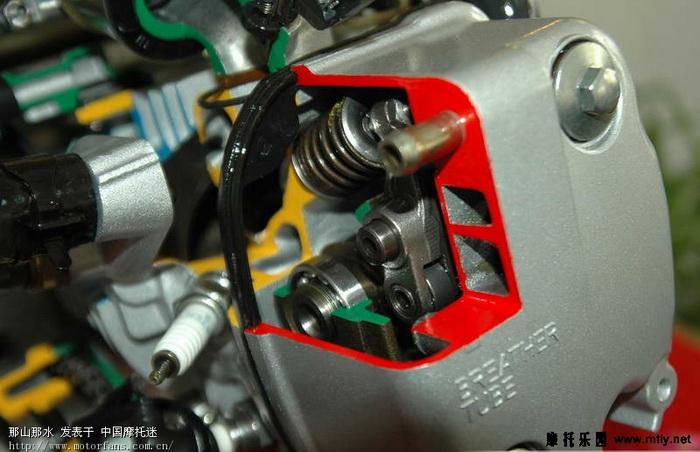 佳御110 发动机解剖 - 五羊本田-踏板车讨论专区
