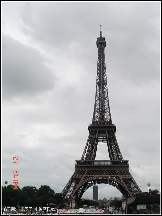 艾菲尔铁塔的创造者