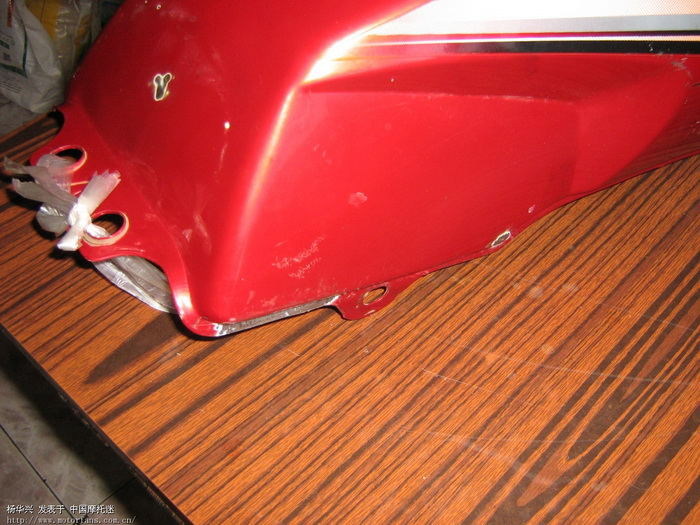 豪爵铃木摩托车专区 求助 豪爵钻豹HJ 125K有两种图片