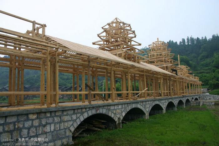 广西三江程阳风雨桥