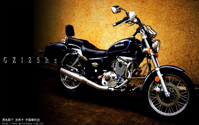 为什么那么多人喜欢EN125系列 - 豪爵铃木-骑