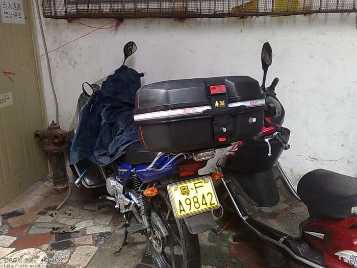 超级大尾箱 - 雅马哈 - 摩托车论坛 - 中国第一摩托车