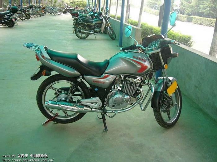 哪位兄弟传一张en125-2的电路图 - 豪爵铃木-骑式车