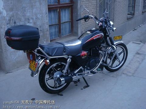 2008年铃木GM125改车实录 摩托车论坛 济南铃木 摩托车论坛 中国第高清图片
