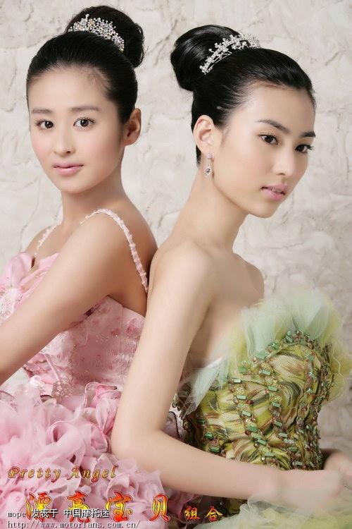 新的twins组合:漂亮宝贝应势而生,她们嗓音甜美,性格可爱,容貌清纯