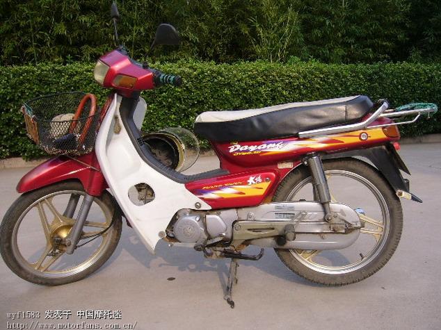聊聊我的大阳90-3b - 大阳大运 - 摩托车论坛 - 中国