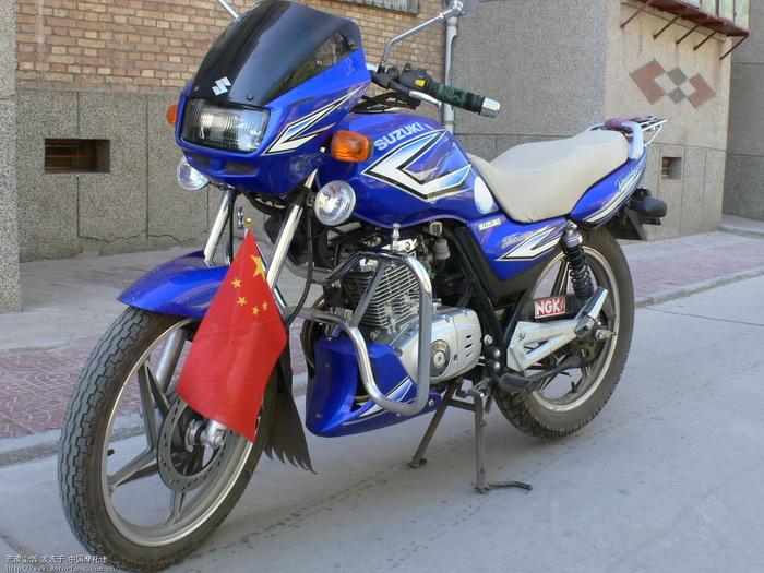 125 2小改装 豪爵铃木 骑式车讨论专区 锐爽 中国第一摩托车