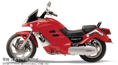重庆摩托车友交流区 春风水冷摩托车介绍高清图片
