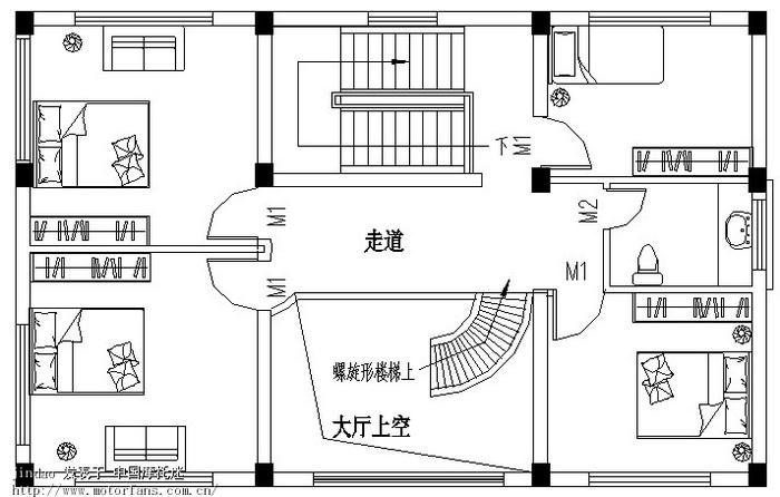 征求100平米的欧式小房子设计图-摩托车论坛-摩托车