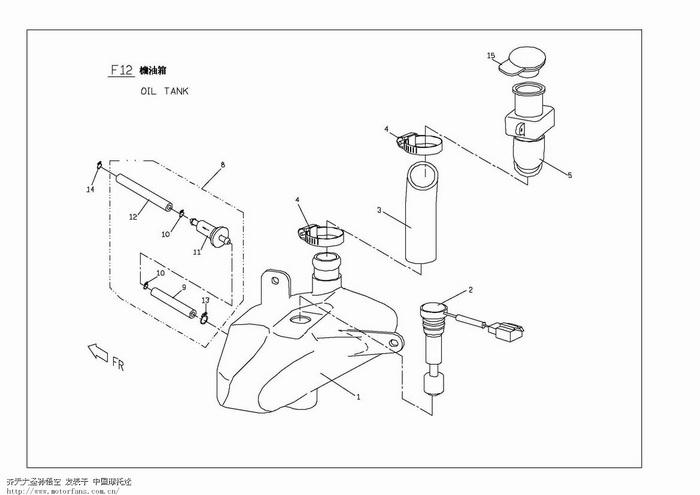 踏板车结构图解-踏板论坛-摩托车论坛手机版-中国第