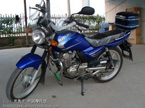 济南铃木摩托车专区 GT125和铃木王比怎么样啊
