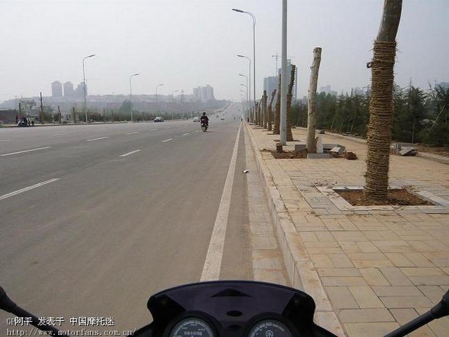 中秋节新城区半日游 平顶山高清图片