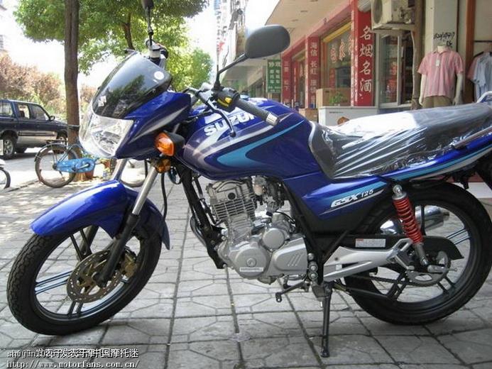 gsx125 3e值得买吗 济南铃木 摩托车论坛 中国第