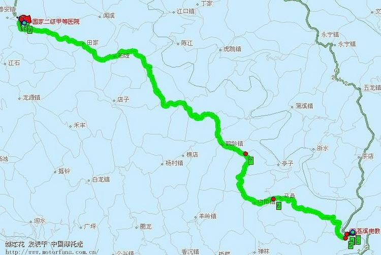 四川剑阁鹤龄地图