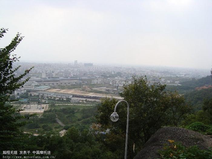 周末登广东揭阳黄岐山