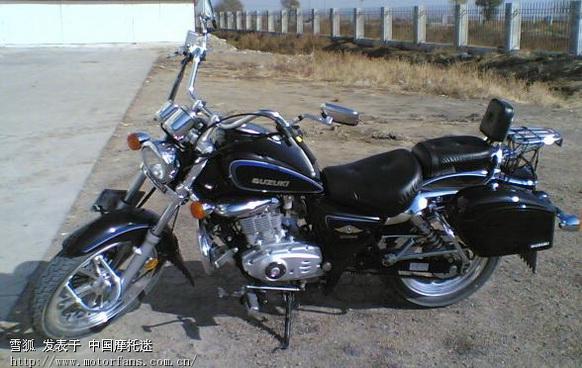 铃木美式太子摩托车_铃木摩托车 美式太子 我所买的豪爵铃木美式太子摩托车只俩年不 ...